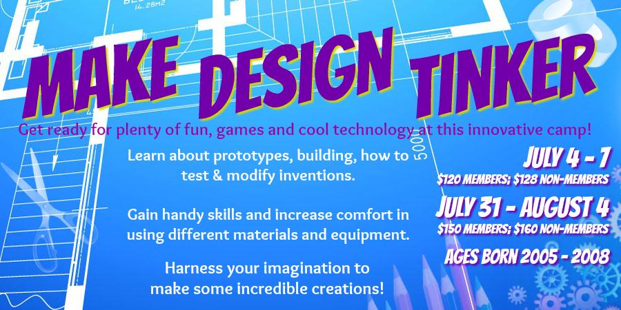 Make Design Tinker