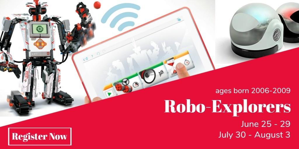 Robo-Explorers 2018