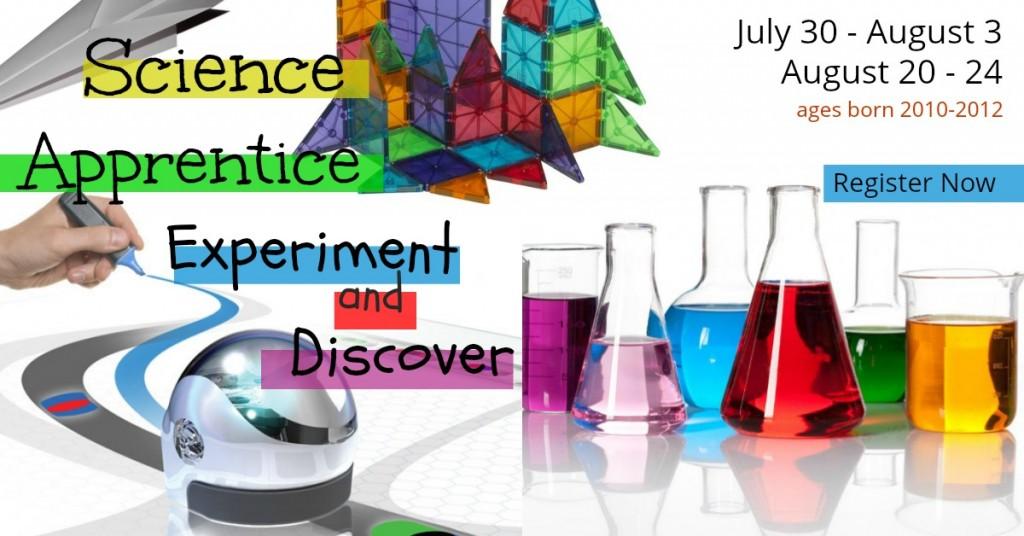 SA - Experiment Discover