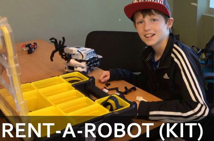 5 Rent-A-Robot (kit)