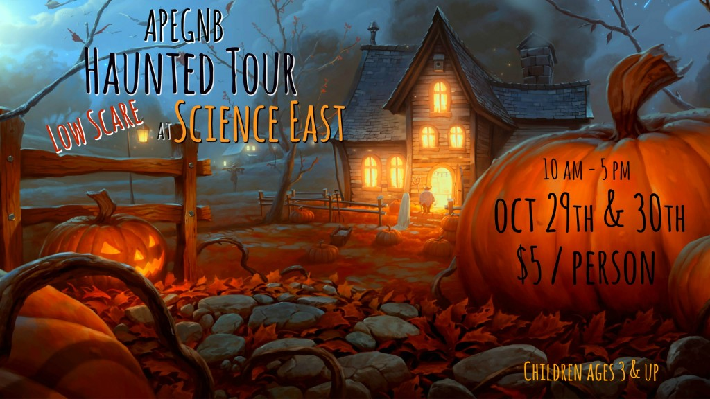 Haunted tour 2016 Oct newsletter 2