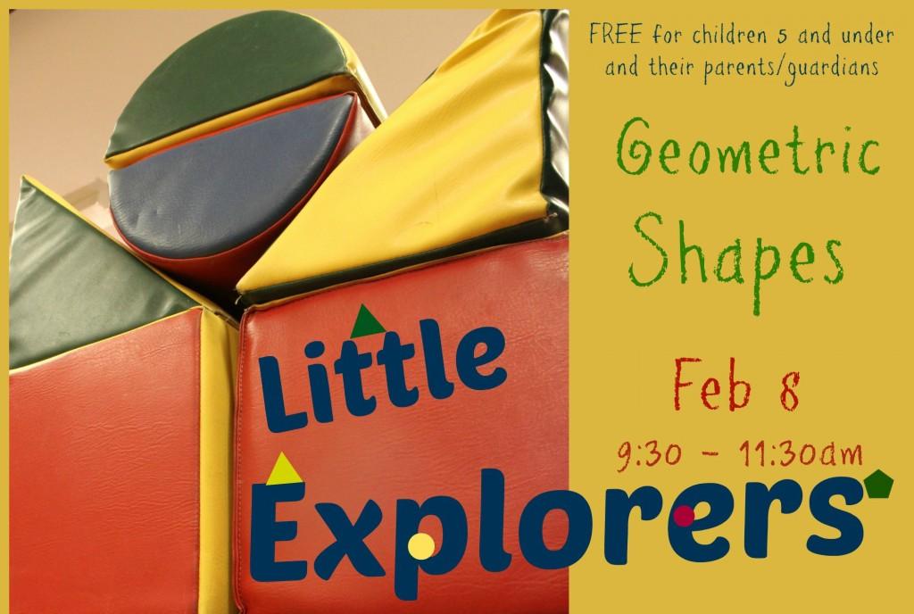 little explorers shapes