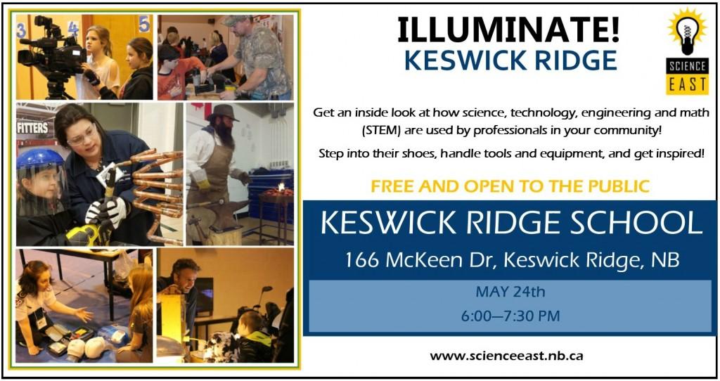 Keswick Ridge Illuminate
