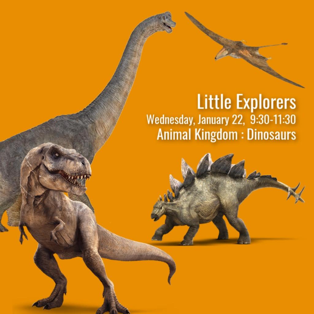 Little Explorers F Jan22